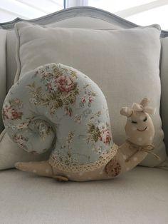 fabric cute Snail