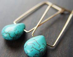 SALE Oval Vanilla Moonstone Necklace por friedasophie en Etsy