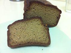 Thermomix Conversion of Grain-free Sandwich Bread Recipe