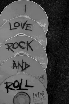 I. Love. Rock. And. Roll. #Music