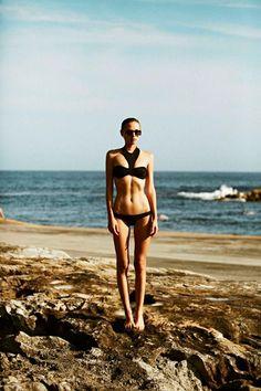The Parisienne: [ Introducing : ATG Swimwear ]