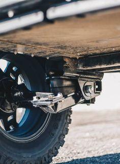 Off Road Utility Trailer, Utility Trailer Kits, Bug Out Trailer, Trailer Axles, Teardrop Camper Trailer, Off Road Camper Trailer, Trailer Diy, Overland Trailer, Trailer Plans