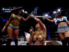 TNA IMPACT WRESTLING April 24 2015 - iMPACT WRESTLING 4/24/15 Night Of Knockouts More! - REVIEW