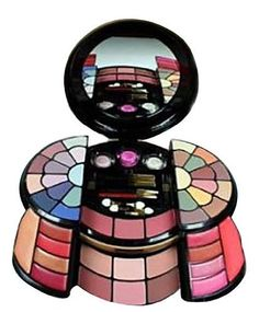 SHANY Makeup Kit, Sunset Collection, Extra Large, 32 Ounce