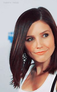 was obsessed with Sophia Bush on One Tree Hill. So gorgeous!