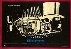 Diabelski wynalazek, The Fabulous World of Jules Verne, Lenica Jan