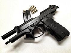 MGC Beretta M9 | Flickr - Photo Sharing!