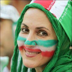 World Cup 2014 Brazil 2014 Iran fans