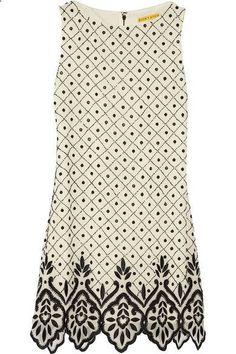 embellished dress / alice   olivia