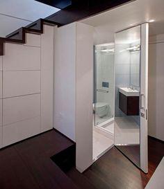 Die Specht Harpman Architekten Haben Einem Kleinen Appartement In Manhattan  Neuen Glanz Verpasst.