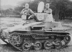 Type 94 Te-Ke tankette.. Sorry, but this won't work!