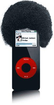 iPod MichaelJackson (animated gif)