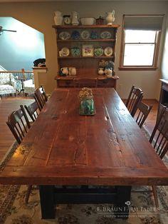 31 best large tables big tables long tables farm tables images rh pinterest com