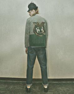 HOWL Fall/Winter 2013 Collection Lookbook | SLAMXHYPE
