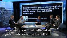 """@JukkaRelander @vihreat """"Maaseudun mahdollisuuksia ei vielä hyödynnetty http://arenan.yle.fi/tv/2416766 #yledebatt #vaalit2015"""