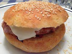 Dal ricettario di Roberta: Hamburger (senza glutine e senza lattosio)