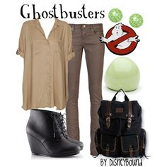 DisneyBound - Ghostbusters...Who Ya Gonna Call?