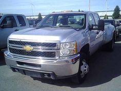 Chevrolet Silverado 3500HD 2012 Occasion à vendre - Le Roi du Camion