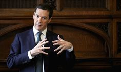 Doing what should have been done ages ago HIS Austerity was part of the problem. I will cut corporation tax to 15% vows Osborne