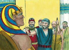 Bible Lessons for Kids: Pharaoh - the Stubborn Ruler