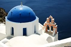 Santorini, I've always wanted to go here becuase it's where Lena visits in Sisterhood of the Traveling Pants.