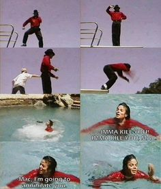 (1) Michael Jackson Funny Moments #2