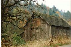 Barn in Portland, Oregon