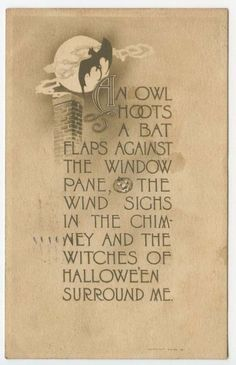 ☺The Witches of Halloween Halloween Poems, Vintage Halloween Cards, Samhain Halloween, Halloween Countdown, Halloween Ii, Halloween Goodies, Halloween Pictures, Holidays Halloween, Halloween Crafts
