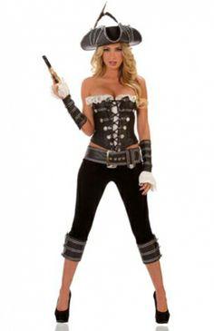 Veja mais informações de Fantasia Pirata Star