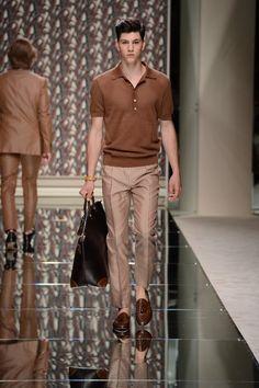 Ermenegildo Zegna Primavera-Verano 2013, en la Semana de la Moda Masculina de Milán