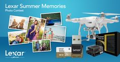 I entered the Lexar Summer Memories photo contest. For your chance to win, enter here: http://bit.ly/1GnmVXO
