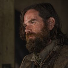 Murtagh (Duncan LaCroix) in Episode 107 of Outlander on Starz via http://www.starz.com/originals/outlander