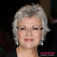 2013 summer haircuts for women over 50 | 2013 Hairstyles Women Over 50 / JULIE WALTERS