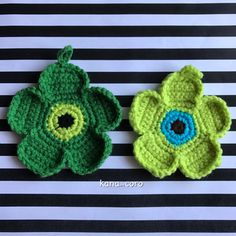 Floral Motif, Crochet Flowers, Diy And Crafts, Crochet Earrings, Knitting, Towels, Craft, Ideas, Key Fobs