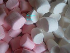 marsmelowdan şeker hamuru yapımı