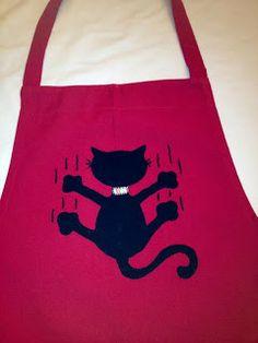 lanasifils: delantal de cocina