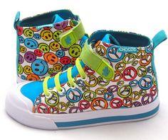 Peace & Happiness Shoes #fashion #kids #shoes