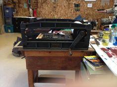 A vandercock proof press