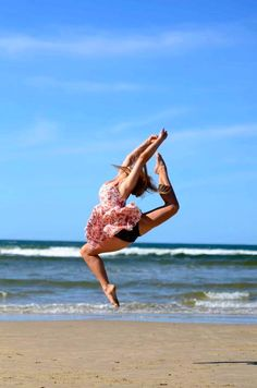 I love dancing on the beach dance picture poses, dance photo shoot, dance photos Dance Picture Poses, Dance Photo Shoot, Dance Poses, Dance Pictures, Photo Poses, Beach Images, Beach Pictures, Candid Photography, Dance Photography