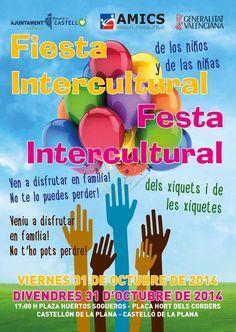 Fiesta Intercultural 2014 October 31, Activities, Party
