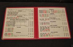 1941 National Mah Jongg Rules (American)