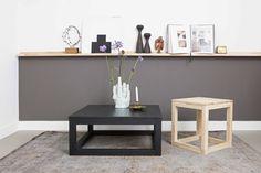 Salontafel | coffee table Wout by WOOOD #woood #salontafel #coffeetable