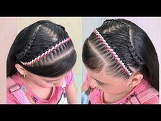 Braided Hairstyles, Diana, Braids, Youtube, Teen, Hair Styles, Beauty, Blog, Art