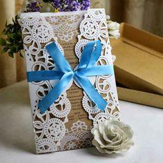 Doce Dia: Casamento rústico: papel kraft