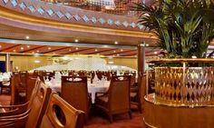 Vista Dining Room on #msNoordam