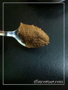 Cinnamon scrub - Get rid of blackhead / whiteheads