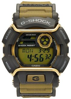 Casio Men's G-Shock Sport Digital Chronograph Watch