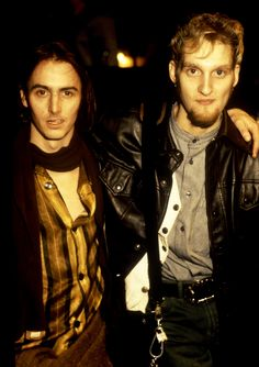 Mike McCready and Layne Staley