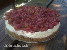 Fotorecept: Čerešňový cheesecake