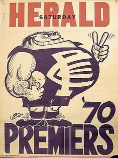 1970 Grand Final : Blueseum - Online Carlton Football Club Museum